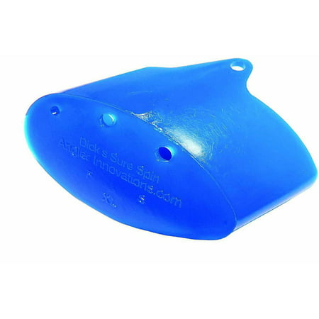 Angler Innovations Sure Spin Bait Fish Helmet - Angler Fish Toys