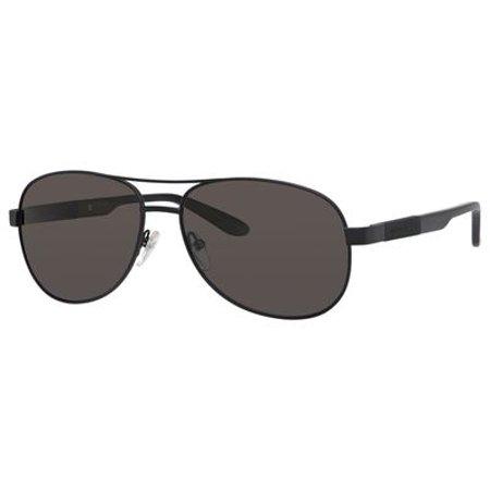Carrera 8019/S Sunglasses 010G 59 Matte Black (M9 (Carrera Sonnenbrillen Garantie)
