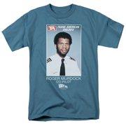 Airplane - Roger Murdock - Short Sleeve Shirt - Small