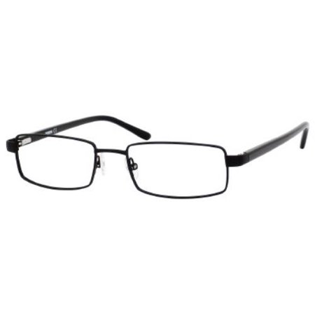 - DENIM Eyeglasses 138 0RX1 Satin Black 51MM
