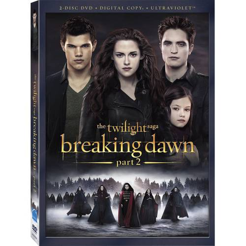 The Twilight Saga: Breaking Dawn - Part Two (With INSTAWATCH)