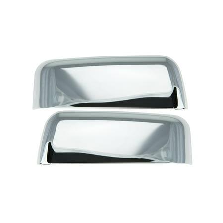 04-08 Ford F150 FX4 & XLT Chrome Top Half Mirror Cover 04 05 06 07