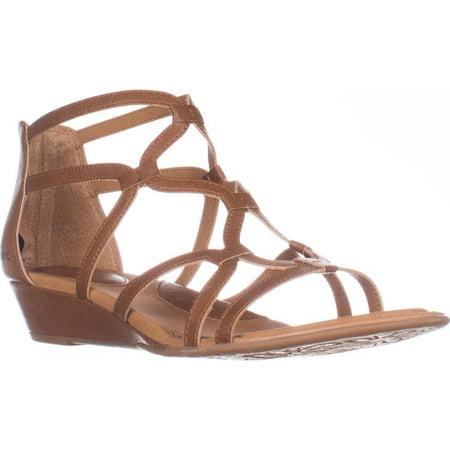 213281d59796 Born - Womens B.O.C. Born Concept Pawel Low Wedge Gladiator Sandals ...