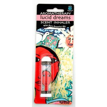 Earth Solutions - Aromatherapy Inhaler,  Lucid Dreams, 1 ea