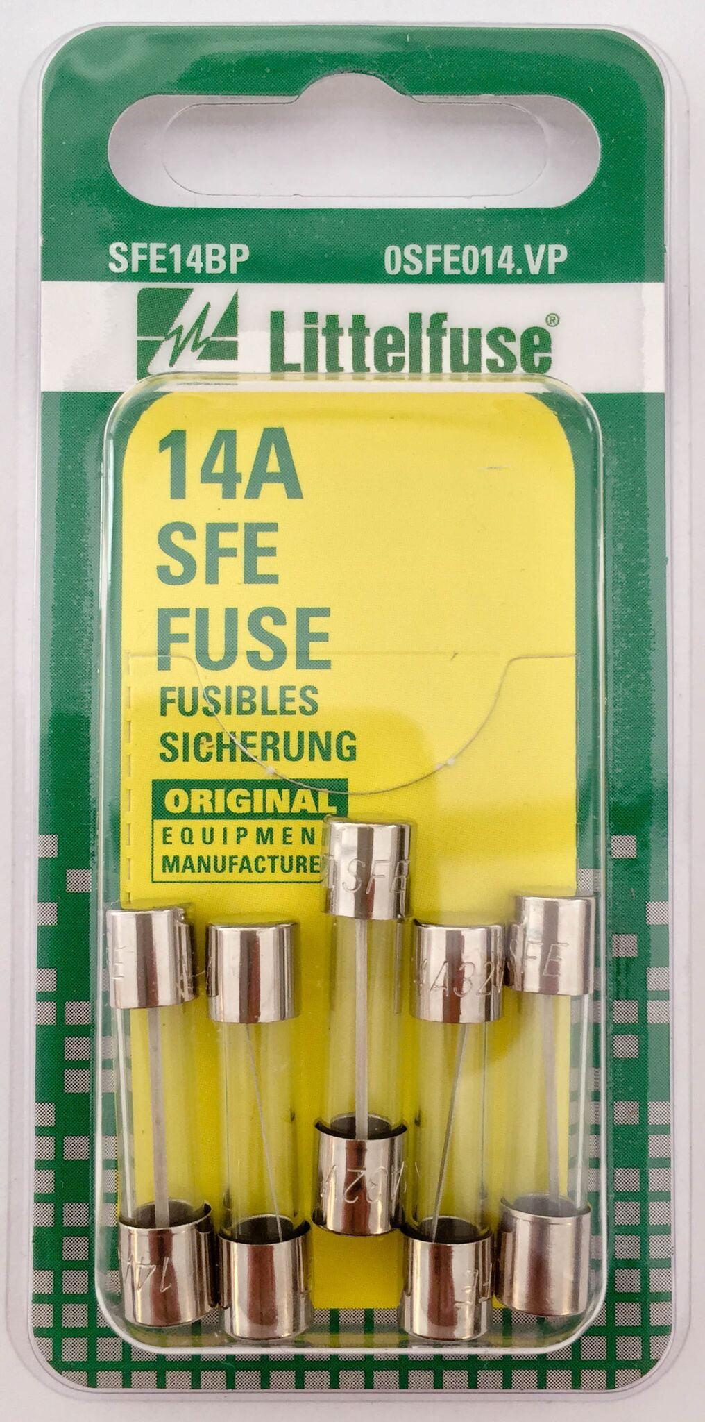 Fuse Littelfuse SFE14