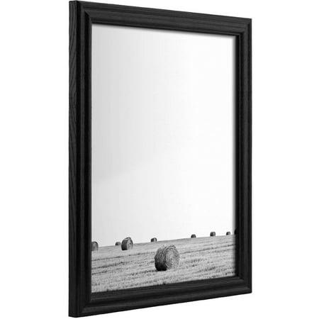 Biltmore Ash Traditional Black Hardwood Picture (Ash Frame)