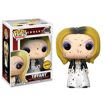 CHASE Tiffany Bride of Chucky Funko Horror Pop! Vinyl Figure #468 - Tiffany Bride Of Chucky Costume