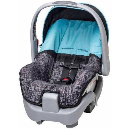 evenflo nurture infant car seat koi gray. Black Bedroom Furniture Sets. Home Design Ideas