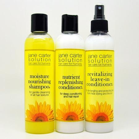 Jane Carter Solution Daily Hair Care Trio Set ()
