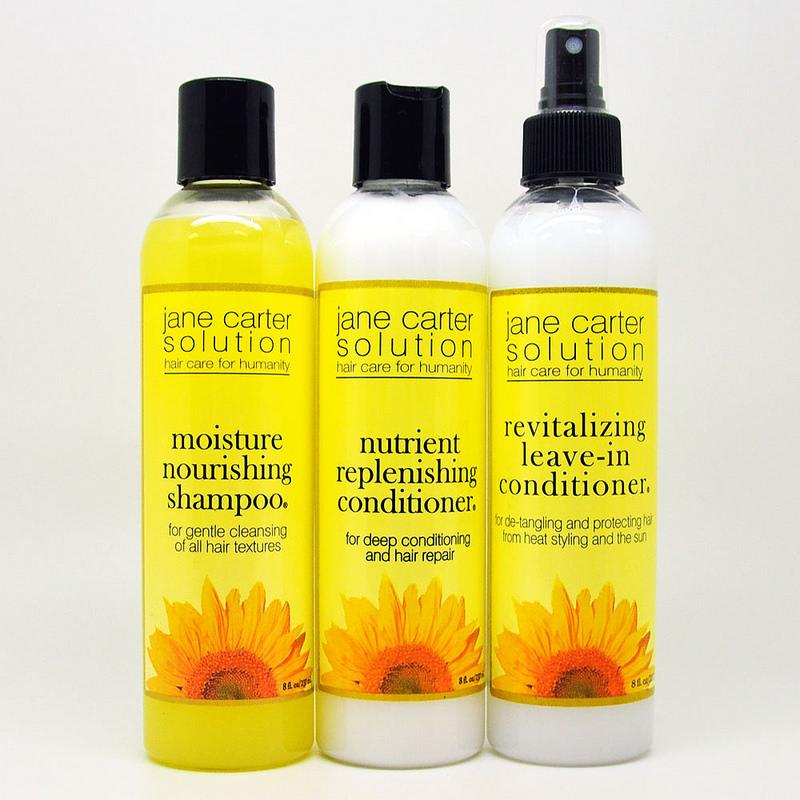 Jane Carter Solution Daily Hair Care Trio Set