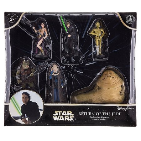 Cake Figurines Kids (disney parks star wars return of the jedi figurine playset cake topper new with)