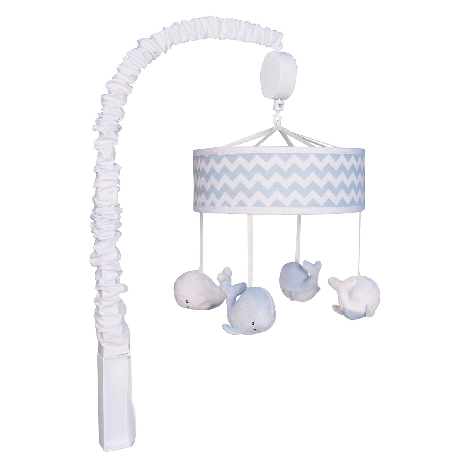 Trend Lab Blue Sky Chevron Musical Mobile by Trend Lab
