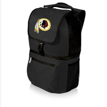 NFL Backpack Cooler by Picnic Time Zuma, Washington Redskins Black by