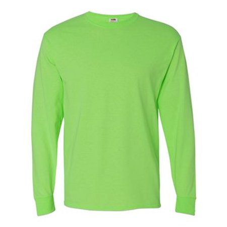 Fruit Of The Loom. Neon Green. 3Xl. 4930R. 00885306350352 - image 1 de 1