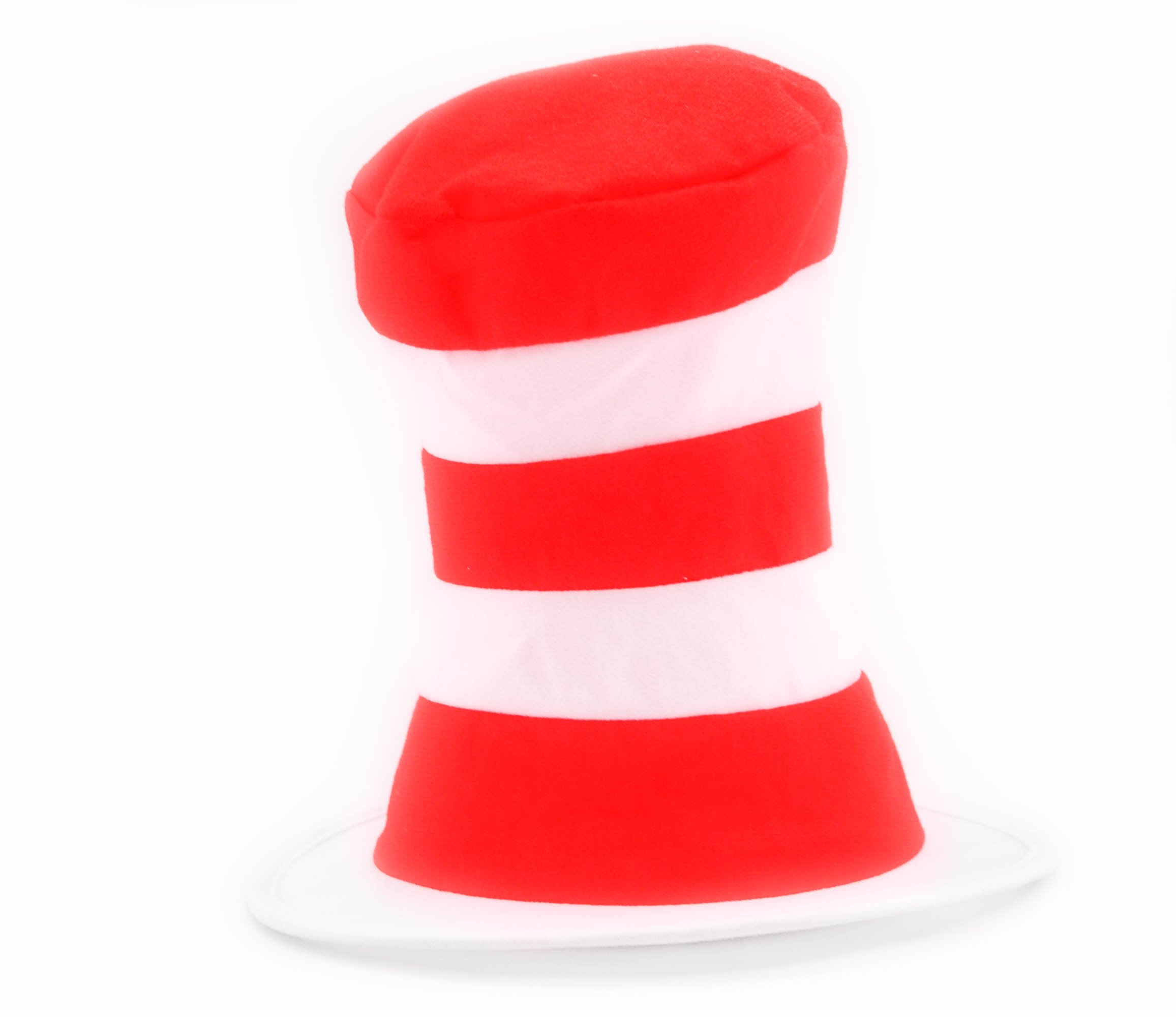 Seuss Cat in the Hat Adult Tricot Hat by elope Dr