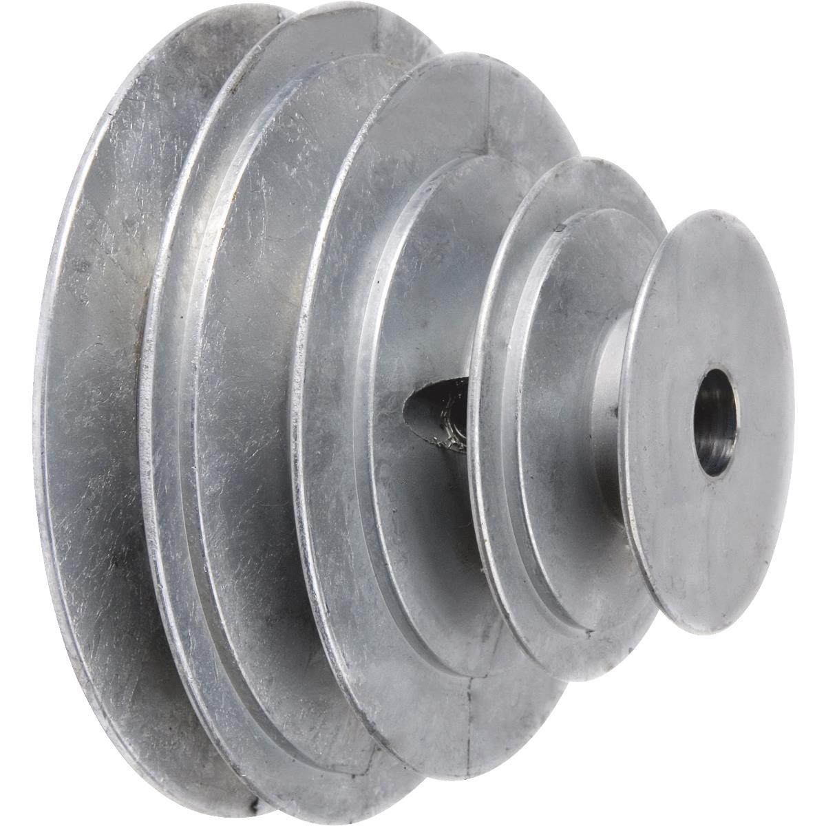 """Chicago Die Cast Single V Grooved Pulley A Belt w 5/"""" Dia X 5//8/"""" Bore Bulk"""