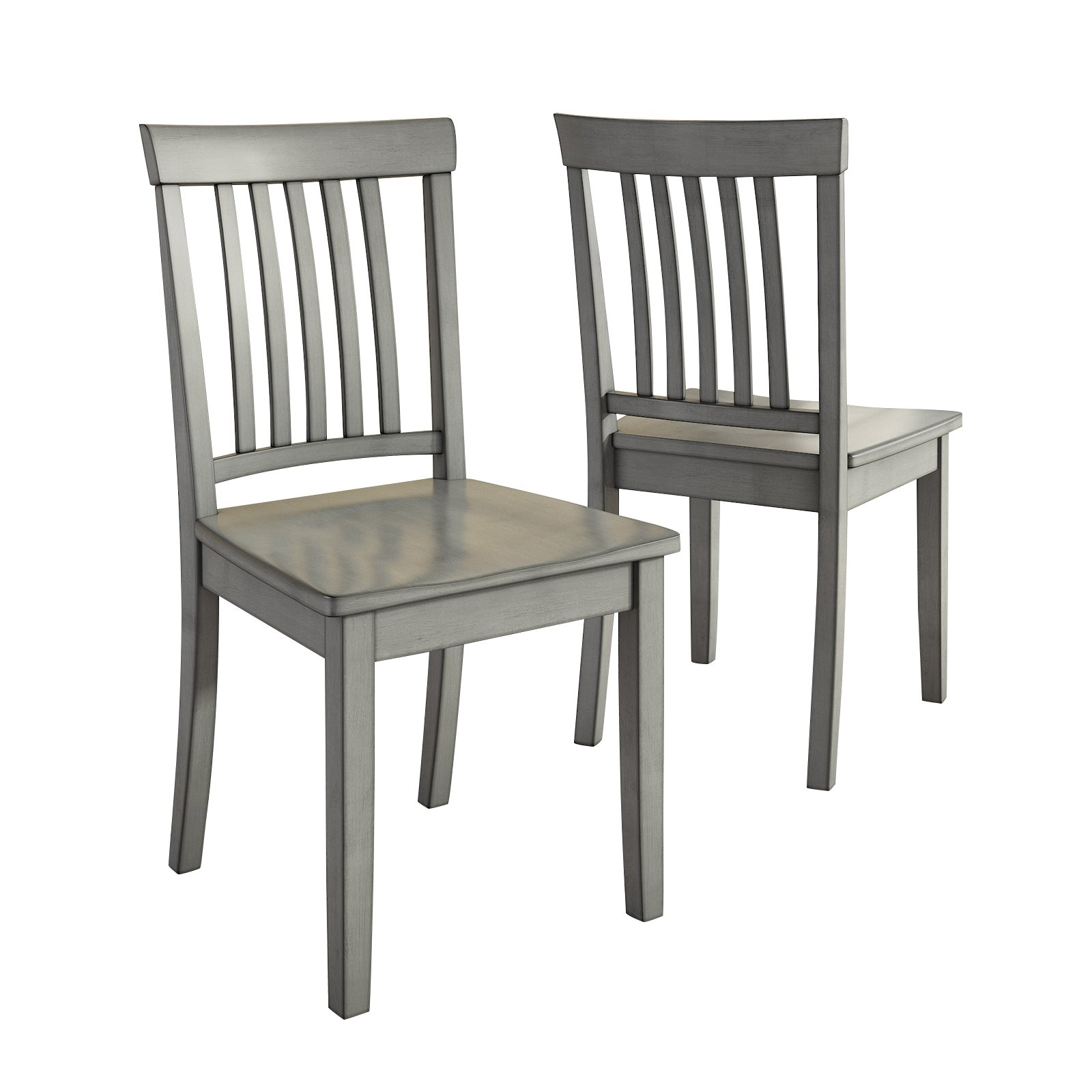 Merveilleux Lexington Mission Back Dining Chair, Set Of 2, Multiple Colors