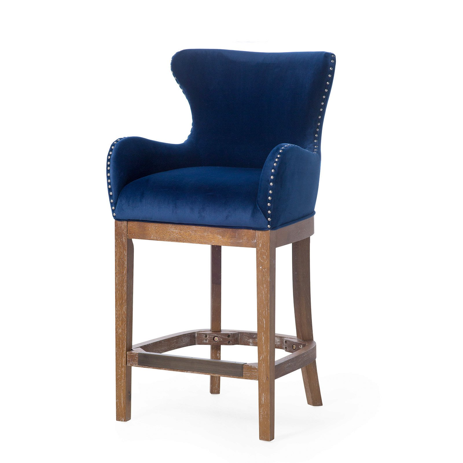 Belham Living Darcy Wingback 27 in. Counter Stool
