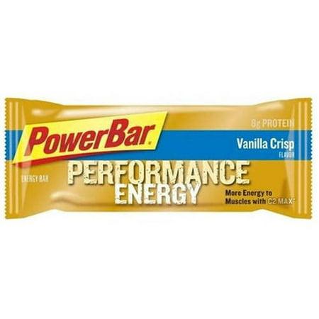 PowerBar Vanilla Crisp Performance Energy Bar - Walmart.com