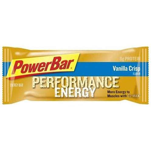PowerBar Vanilla Crisp Performance Energy Bar