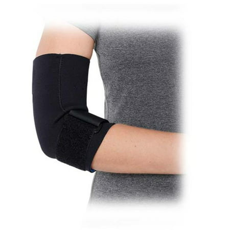 Neoprene Tennis Elbow Sleeve With Strap - Small - image 1 of 1