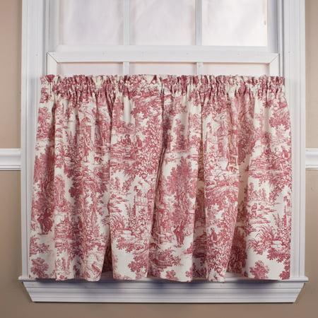 Ellis Curtain Victoria Park Tailored - Tailored Tiers Curtains