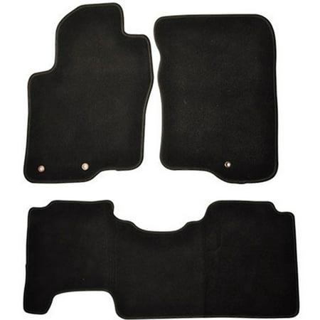 Fits 05-10 Nissan Frontier OEM Factory Fitment Car Floor Mat Front Rear Nylon