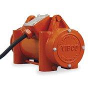 VIBCO SFC-300-1 Electric Vibrator,4.2/2.1A,115V,1-Phase