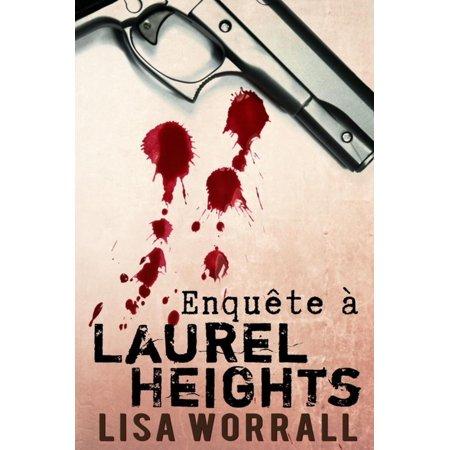 Enquête à Laurel Heights - eBook