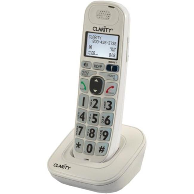 Clarity 53702-000 DECT 6.0 Amplified Cordless Phone System