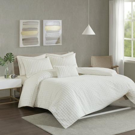 Home Essence Apartment Lucy Cotton Chenille Jacquard Comforter Set