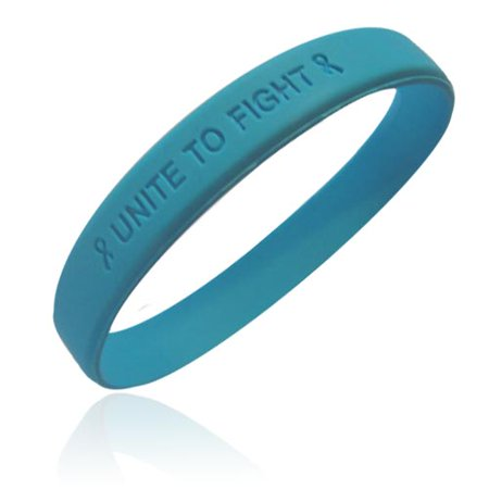 Official Prostate Cancer Awareness Unite To Fight Wristband
