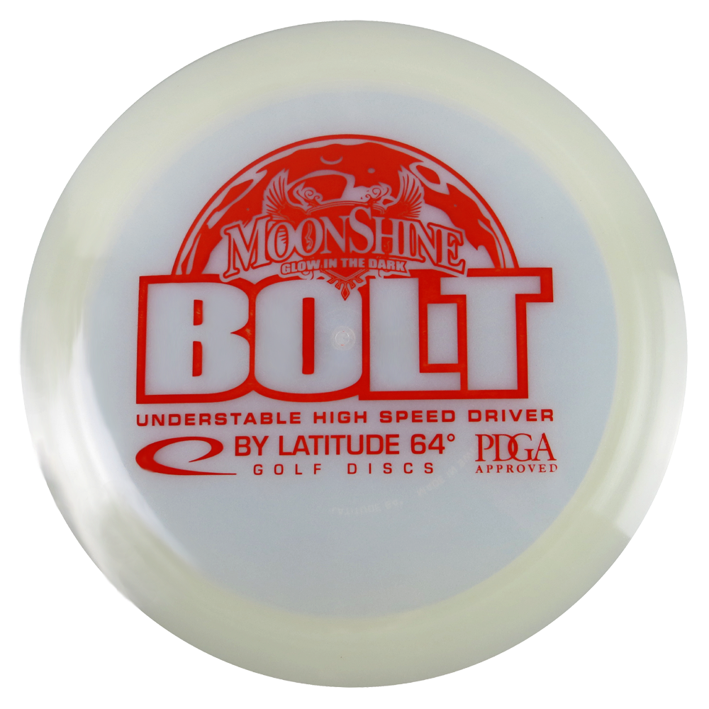 Latitude 64 Moonshine Opto Bolt 170-172g Distance Driver Golf Disc [Colors may vary] - 170-172g
