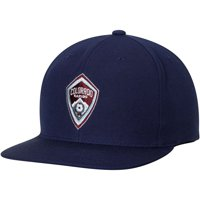 Colorado Rapids Mitchell & Ness MVP Classic Adjustable Snapback Hat - Navy - OSFA