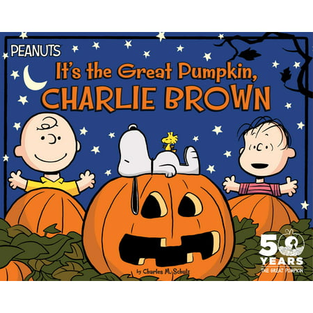 It's the Great Pumpkin, Charlie Brown (Paperback) (2017 Charlie Brown Halloween)