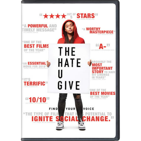 The Hate U Give (DVD) (The 1 For U)