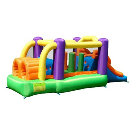 KIDWISE Obstacle Racer Challenge Bounce House
