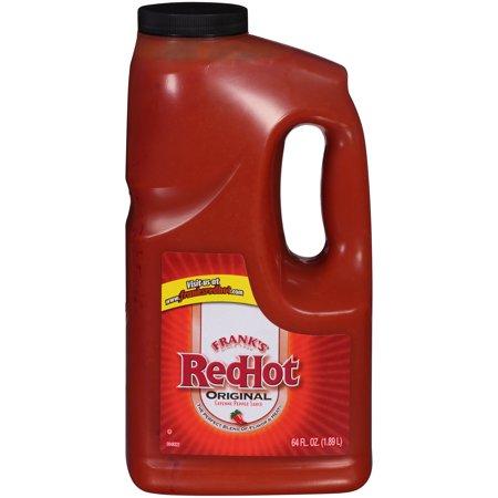 Frank's® RedHot® Original Hot Sauce, 64 oz
