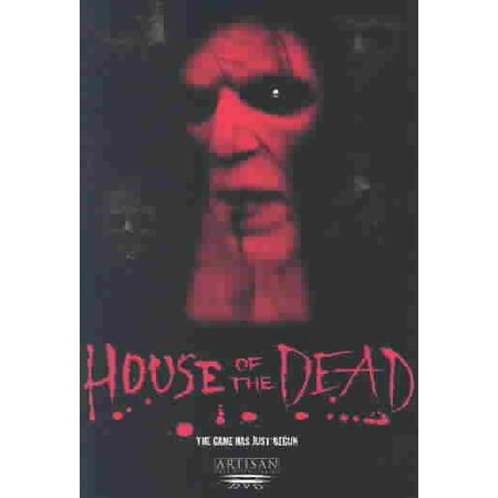 House Of The Dead (DVD) - Dead House Gates
