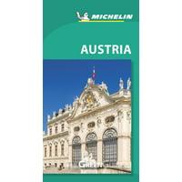Michelin Green Guide Austria : Travel Guide