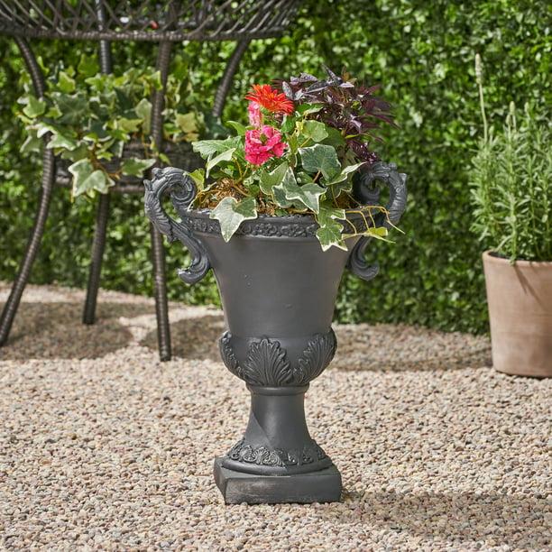 Renee Chalice Garden Urn Planter Roman, Garden Urns Planters
