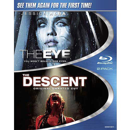 The Eye / The Descent (Double Feature) (Blu-ray) (Widescreen)