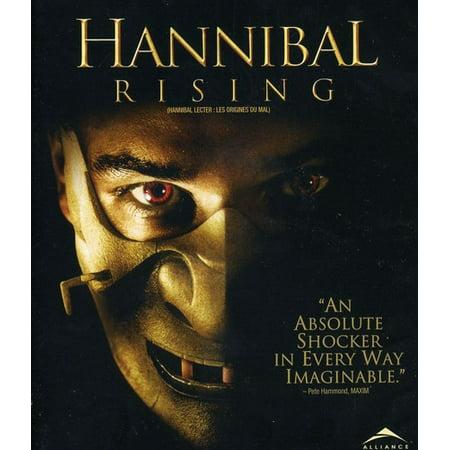Hannibal Rising (Blu-ray) - Hannibal Lecter Halloween