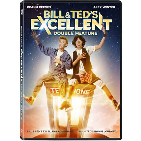 Bill And Teds Excellent Double Feature  Excellent Adventure   Bogus Journey