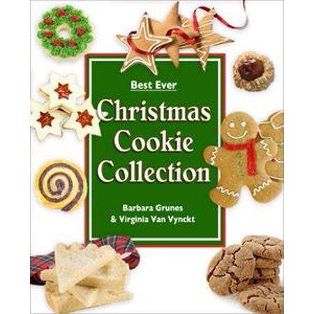 Best Ever Christmas Cookie Collection - eBook (Boxes For Christmas Cookies)