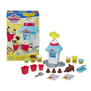 Play-Doh Kitchen Creations Popcorn Party Play Food Set, 6 Cans (10 oz)