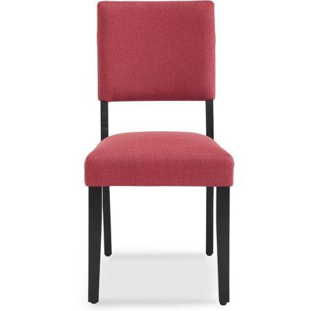 Dhi Nottingham Open Back Upholstered Dining Chair