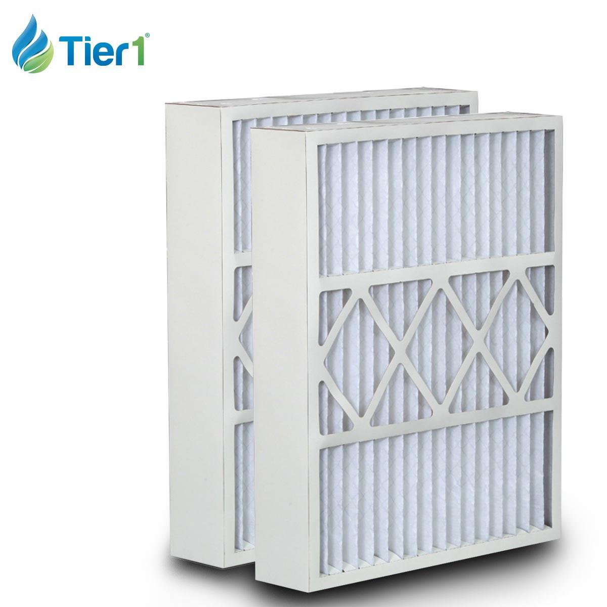Honeywell 5-2025-11 20x25x5 Merv 11 Replacement AC Furnace Air Filter (2 Pack)