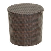 Wicker Side Table - All weather wicker side table