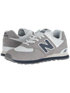 efeba4bfe8d0 Silver New Balance Mens Sneakers   Athletic - Walmart.com